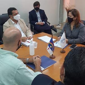 Crea e Prefeitura de Ipojuca discutem parcerias de interesse social
