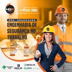 Parceria garante Pós-Graduação em Engenharia de Segurança do Trabalho com 30% de desconto