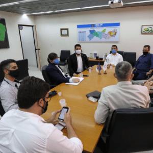Crea-PE e CRO discutem atuação conjunta no interior do estado