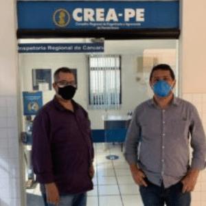 Inspetoria do Crea-PE em Gravatá inicia atendimento ao público na Secretaria de Desenvolvimento Econômico do município