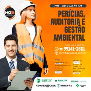 Read more about the article Parceria garante Pós-Graduação em MBA em Pericias, Auditoria e Gestão Ambiental com 30% de desconto