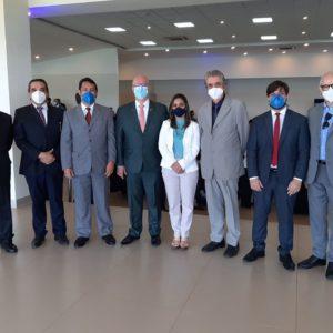 Crea-PE prestigia cerimônia de posse da diretoria da Mútua em plenária