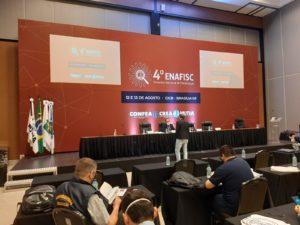 Read more about the article Crea-PE participa do 4º Encontro Nacional de Fiscalização