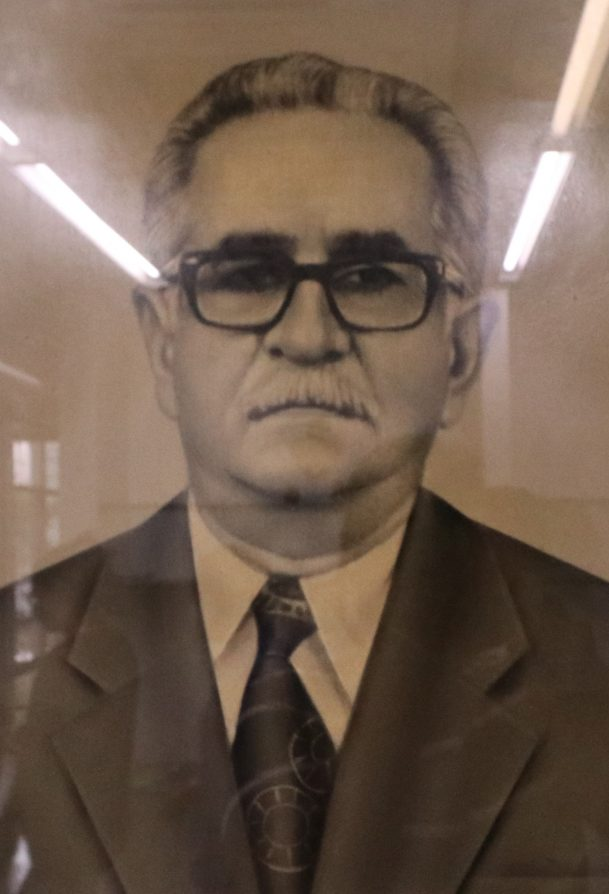 Eng. Civil João Borba Carvalho Filho 1952-1957