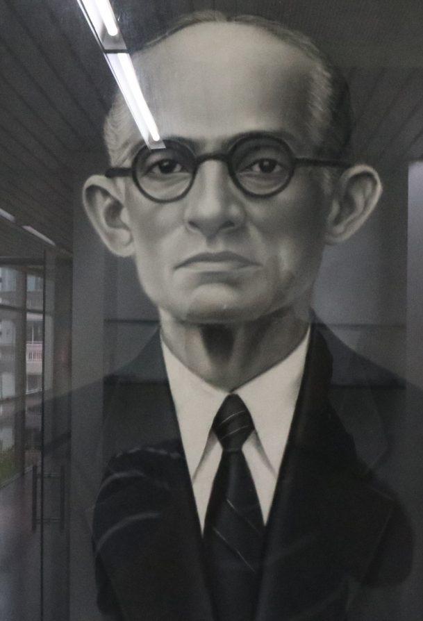 Prof. Eng civil João Caminha Franco 1944-1946