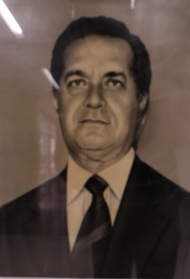 eng civil Austriclinio Borges Corte Real 1976 a 1978