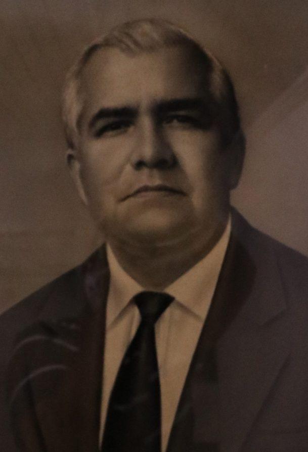 eng civil Petrônio de Barros Mesquita - 1967-1969
